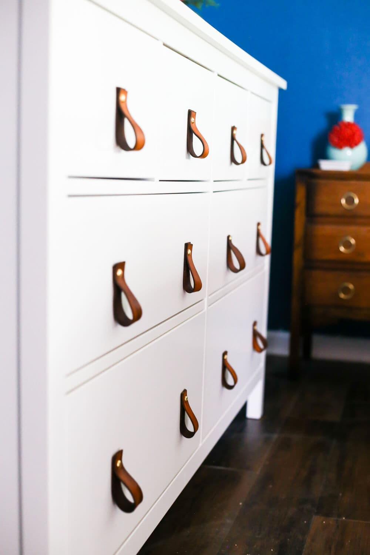 Tutorial For Diy Dresser Drawer Pulls