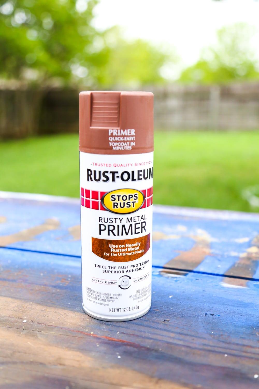 Rust-Oleum Rusty Metal Primer