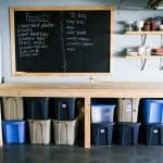 How to Turn Your Wall into a Giant Chalkboard