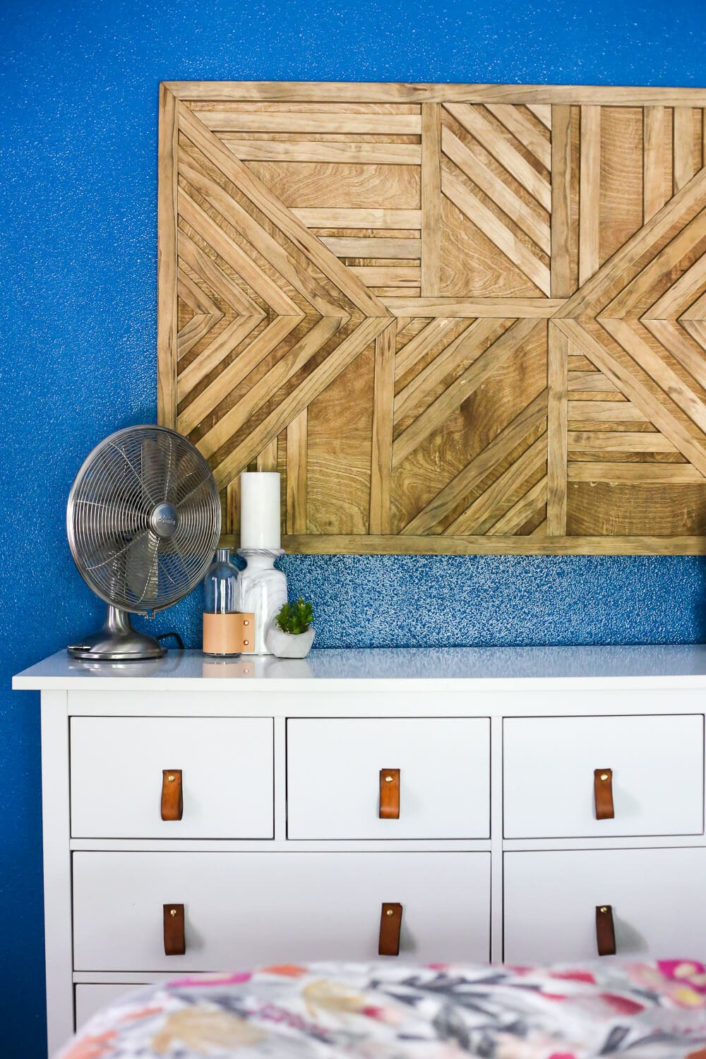 DIY Wood Wall Art How to