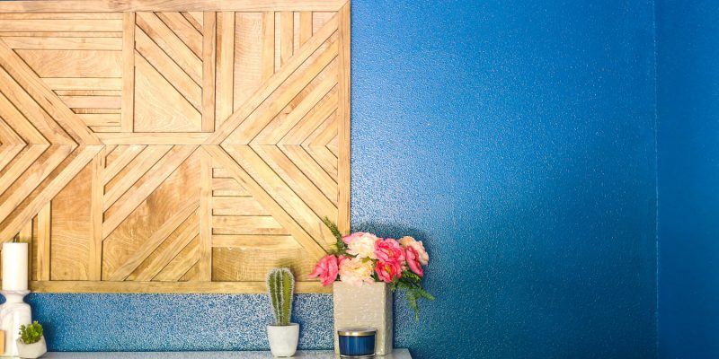 DIY Wood Wall Art - How to Make Your Own! // Love & Renovations