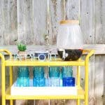 Transforming a Rusty Old Bar Cart