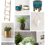 Saturday Shopping: Indoor Planters