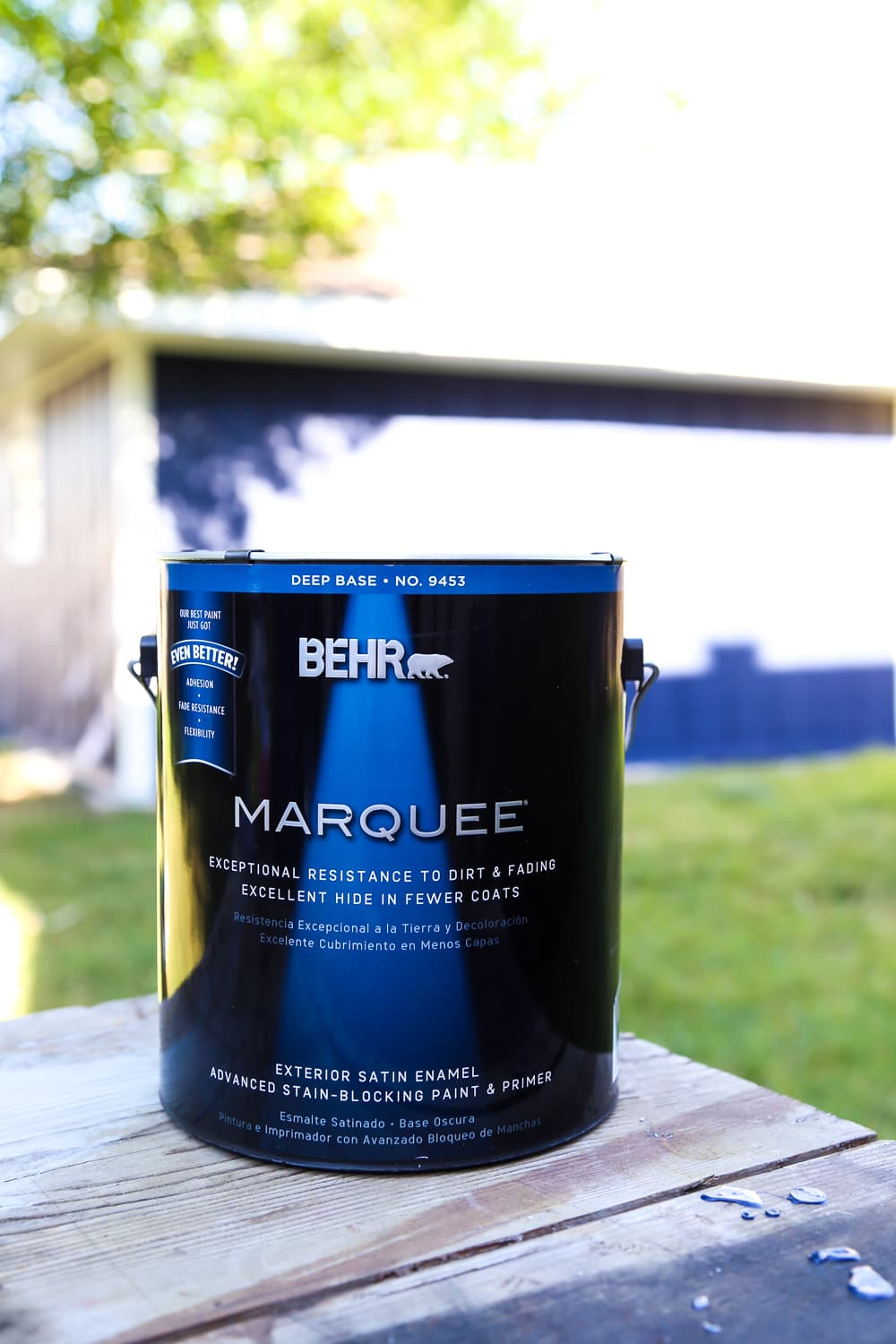 How To Paint An Exterior Building Love Renovations