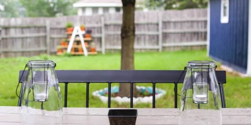 Outdoor patio | summer patio ideas | patio accessories | World Market outdoor accessories | entertaining in the summer