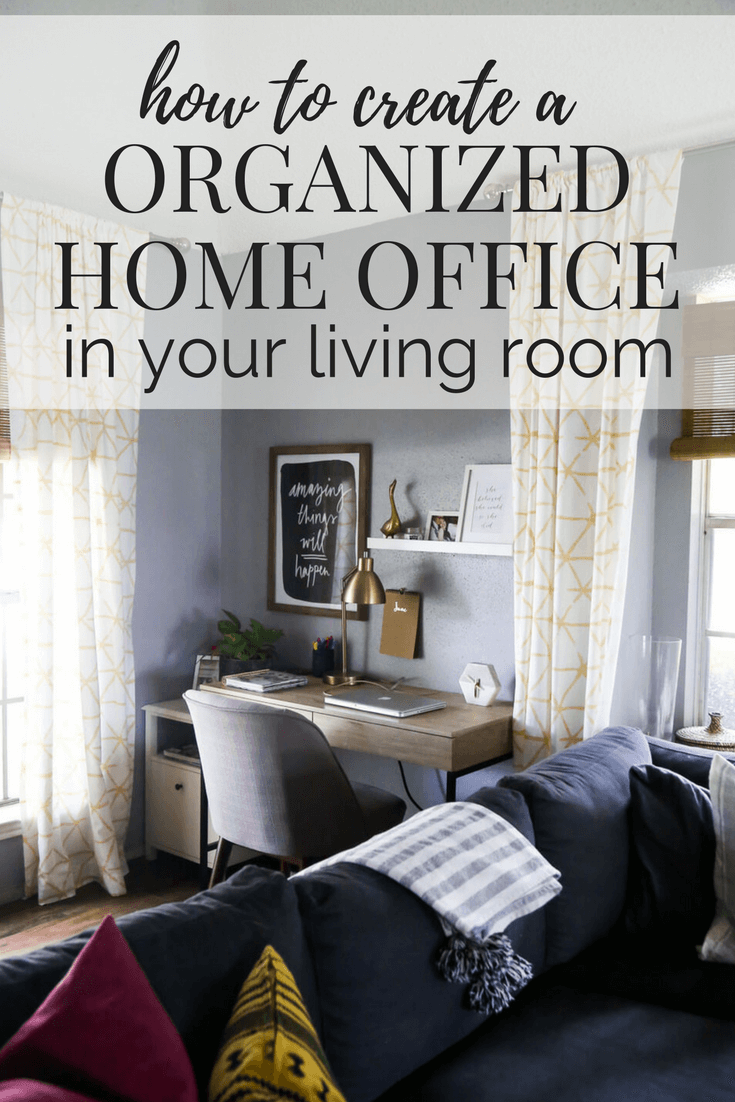 Tips For Creating A Budget Home Office Nook Your Where You Can Focus On