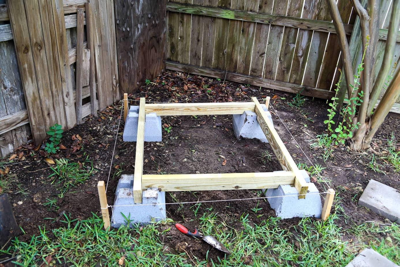 Build Backyard Playhouse diy playhouse: how to build a backyard playhouse for your toddler