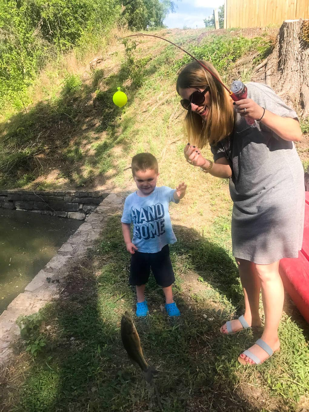 A peek into a quick family vacation in Granbury, Texas. It's one of the best spots in Texas for a quick weekend getaway, and there's so much to see and do!