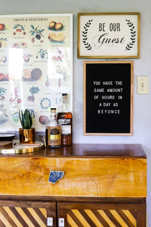 Felt Letter Board Tips & Tricks // Love & Renovations