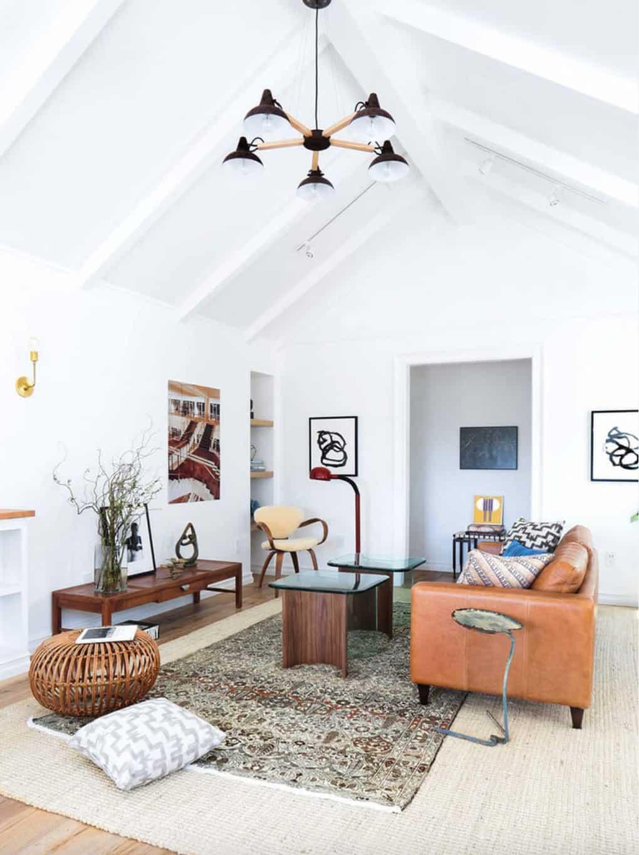 A gorgeous Scandinavian style home renovation