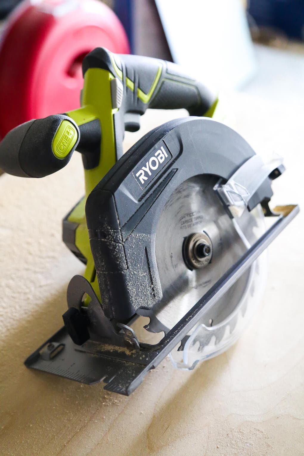Circular saw - how to use