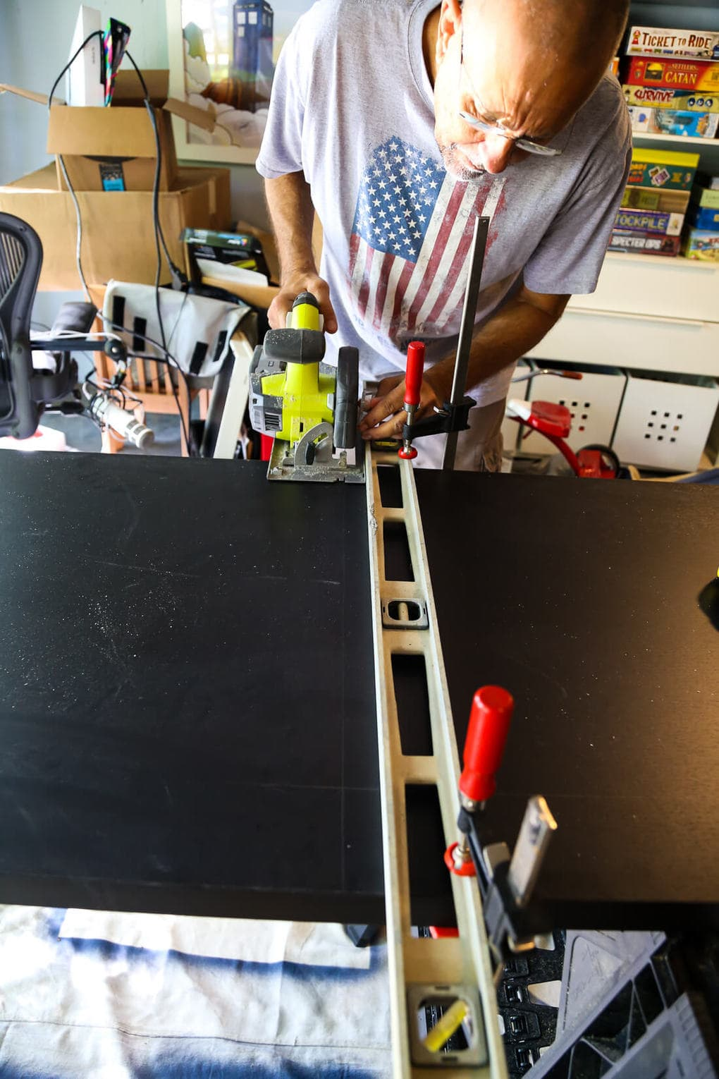 How to Replace A Bathroom Countertop – Love & Renovations