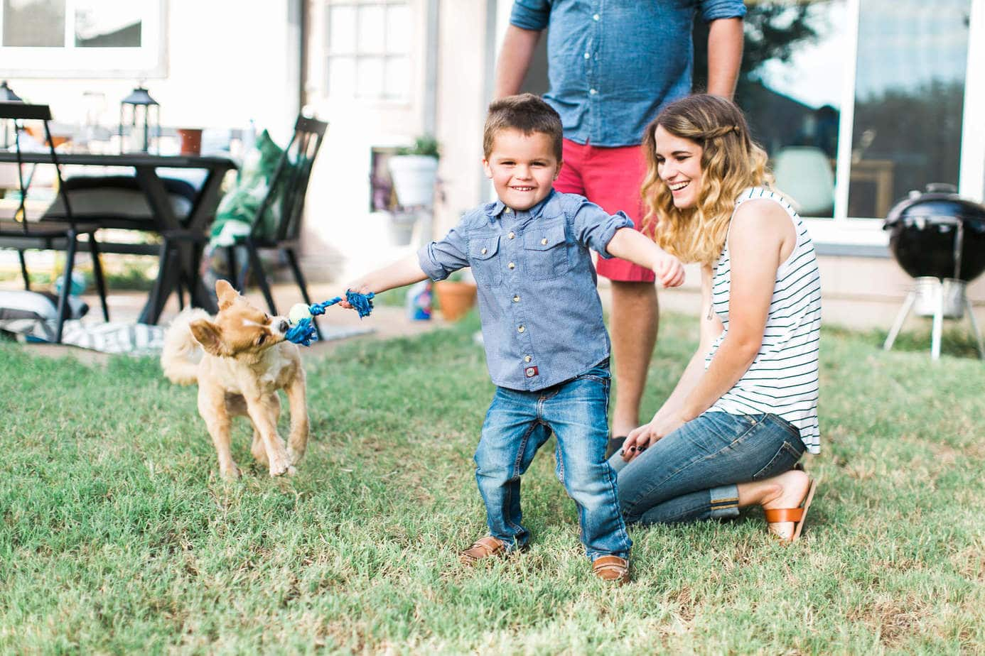 How to plan for and take great family photos in your home