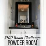 $100 Room Challenge Reveal