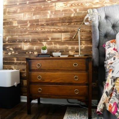 Fall home maintenance tips, including using a Blueair air purifier