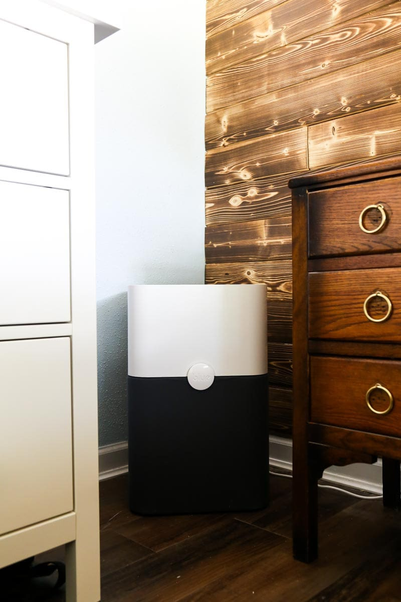 Tips for using an air purifier in your home this fall