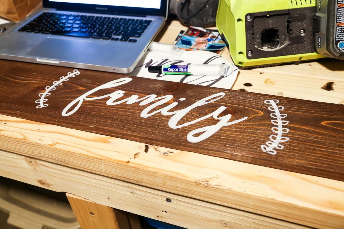 Ideas for an easy way to display family photos