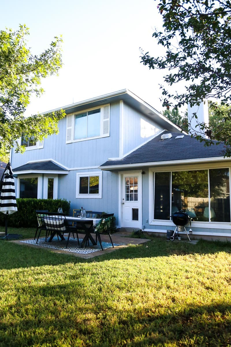 Painting My House Exterior - Our Experience // Love & Renovations