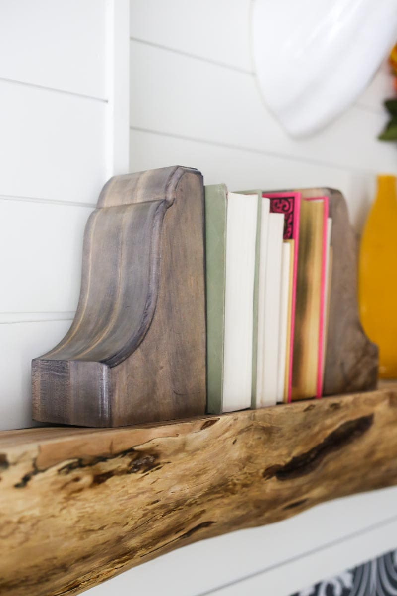 How to age new wood to make it look rustic