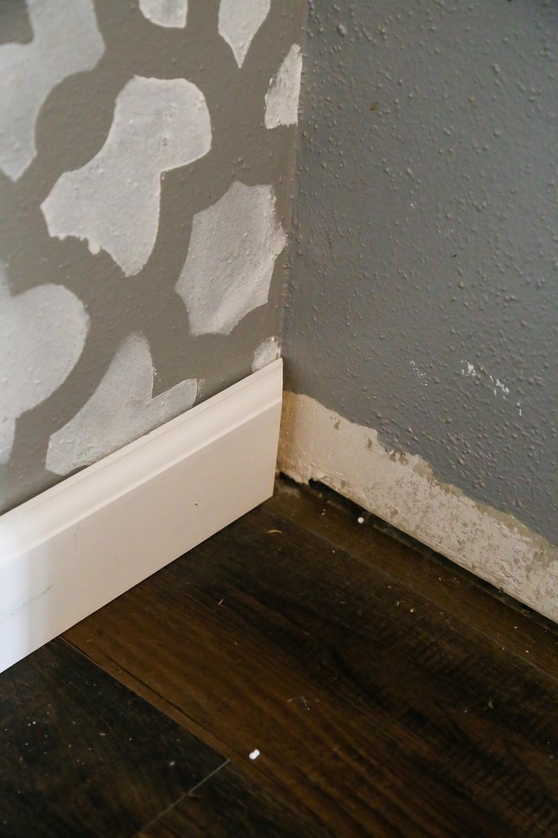 How to install baseboards in your home
