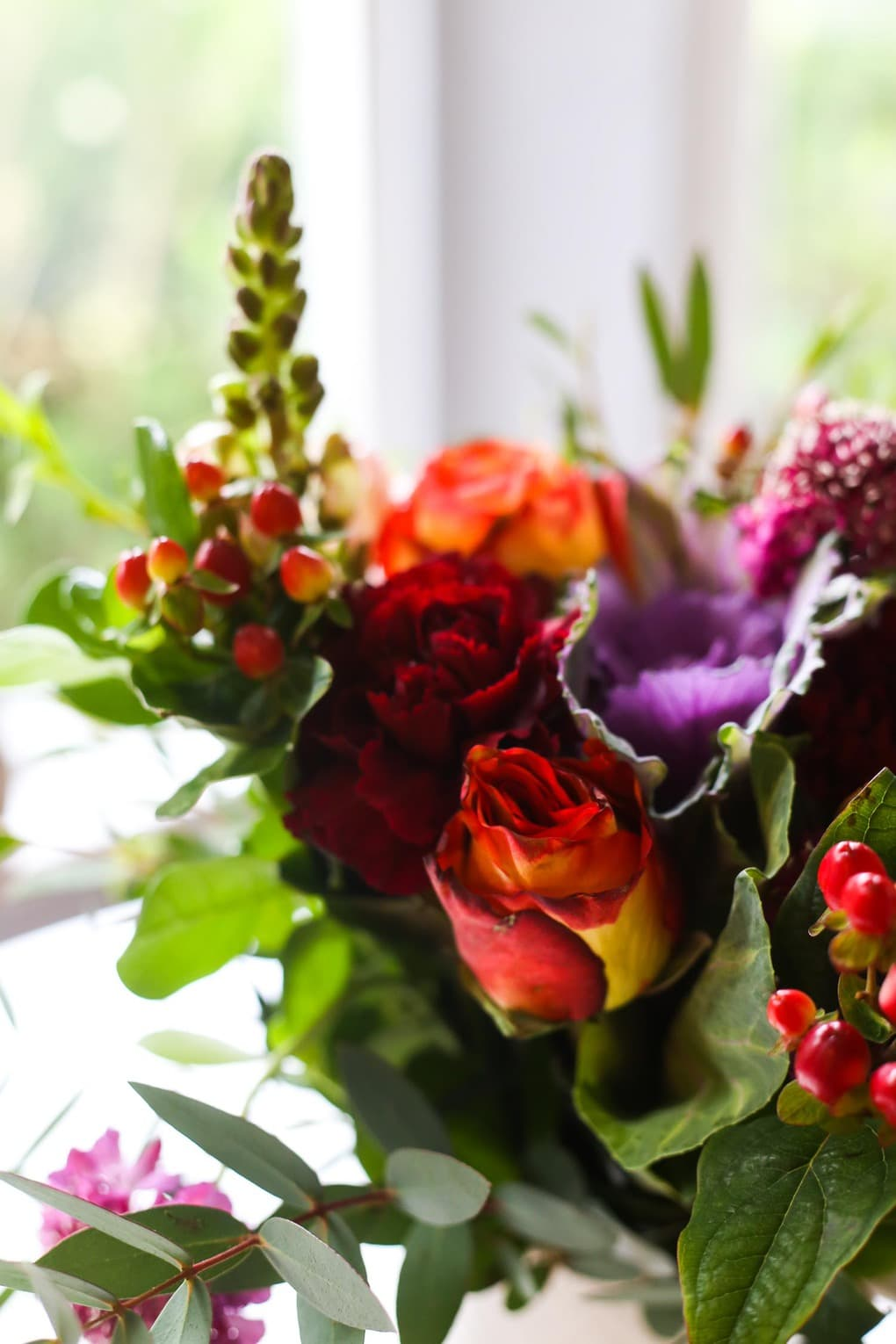 Tips and tricks for arranging beautiful fall florals