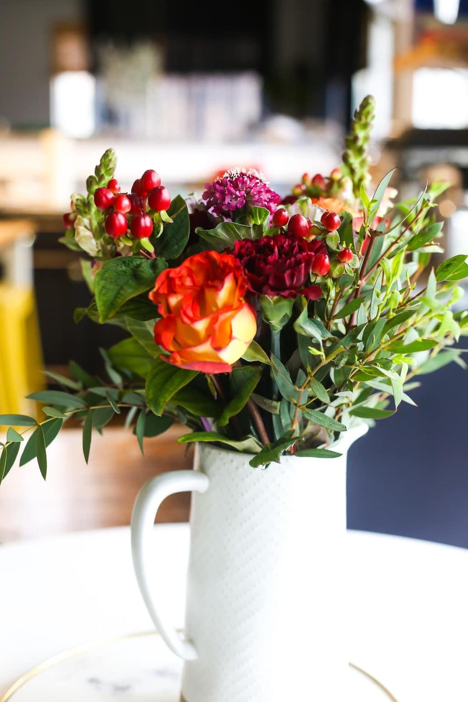 Flower arrangement tips for beginners