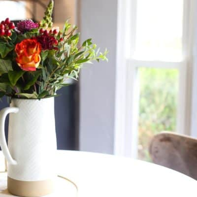 Easy tricks for fall floral arrangements