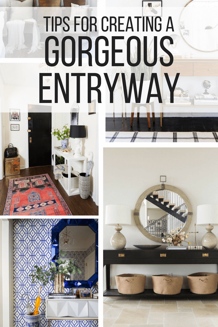 entry way decor. A roundup of great entryway decor ideas  gorgeous DIY entry and planning Entryway Decor Ideas Tips for a Beautiful Entry Love Renvoations