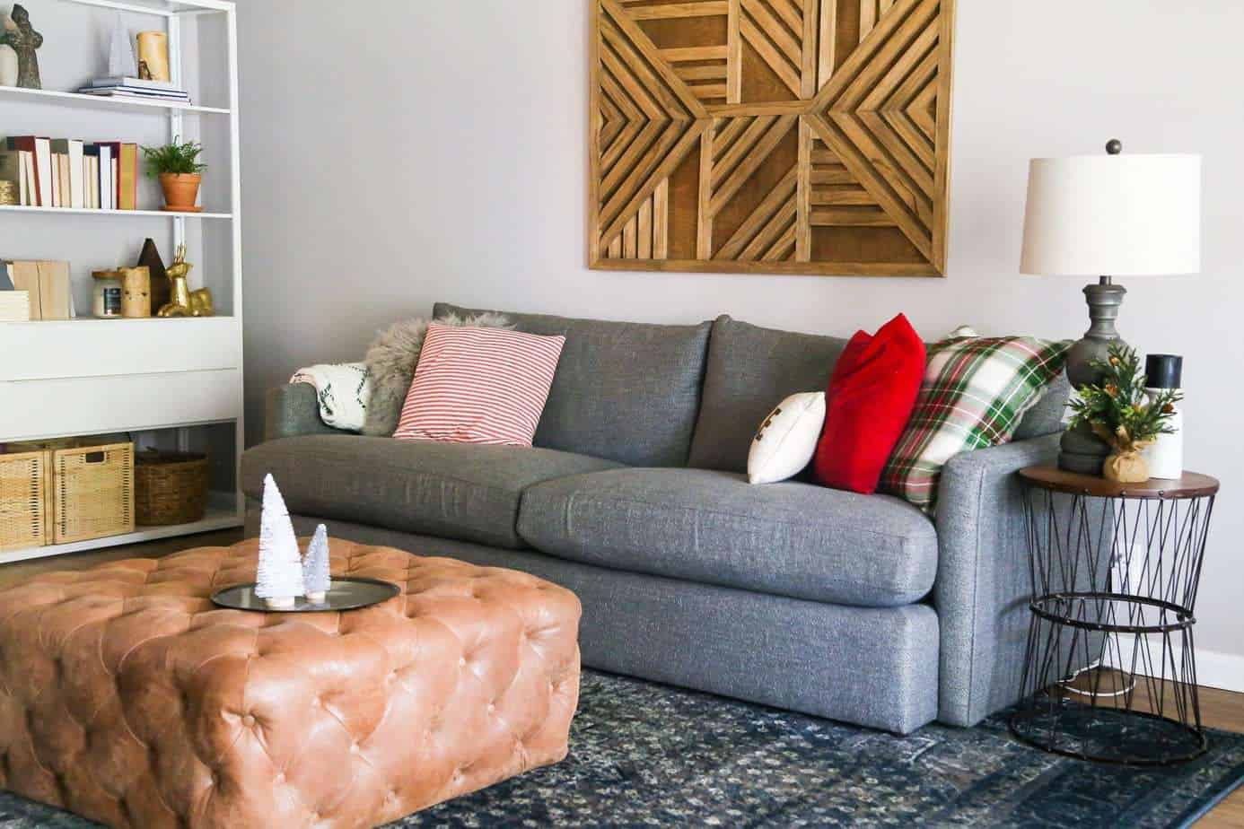 crate and barrel lounge sofa review