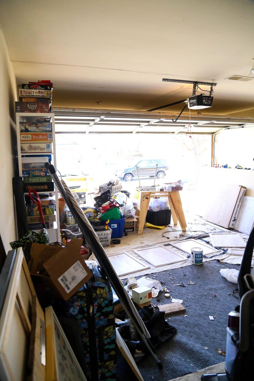 garage organization intro