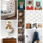 Jackson's Bedroom Makeover (The Mood Board)