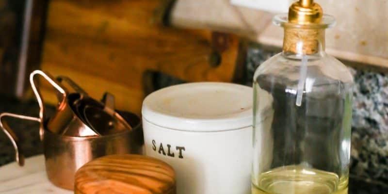 Kitchen counter organization tips