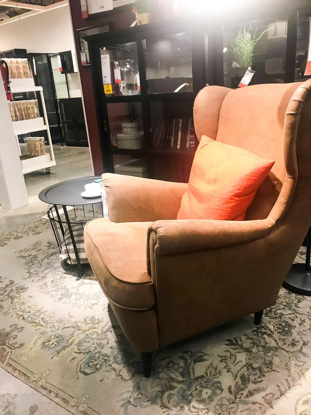 IKEA armchair - what to buy at IKEA this spring