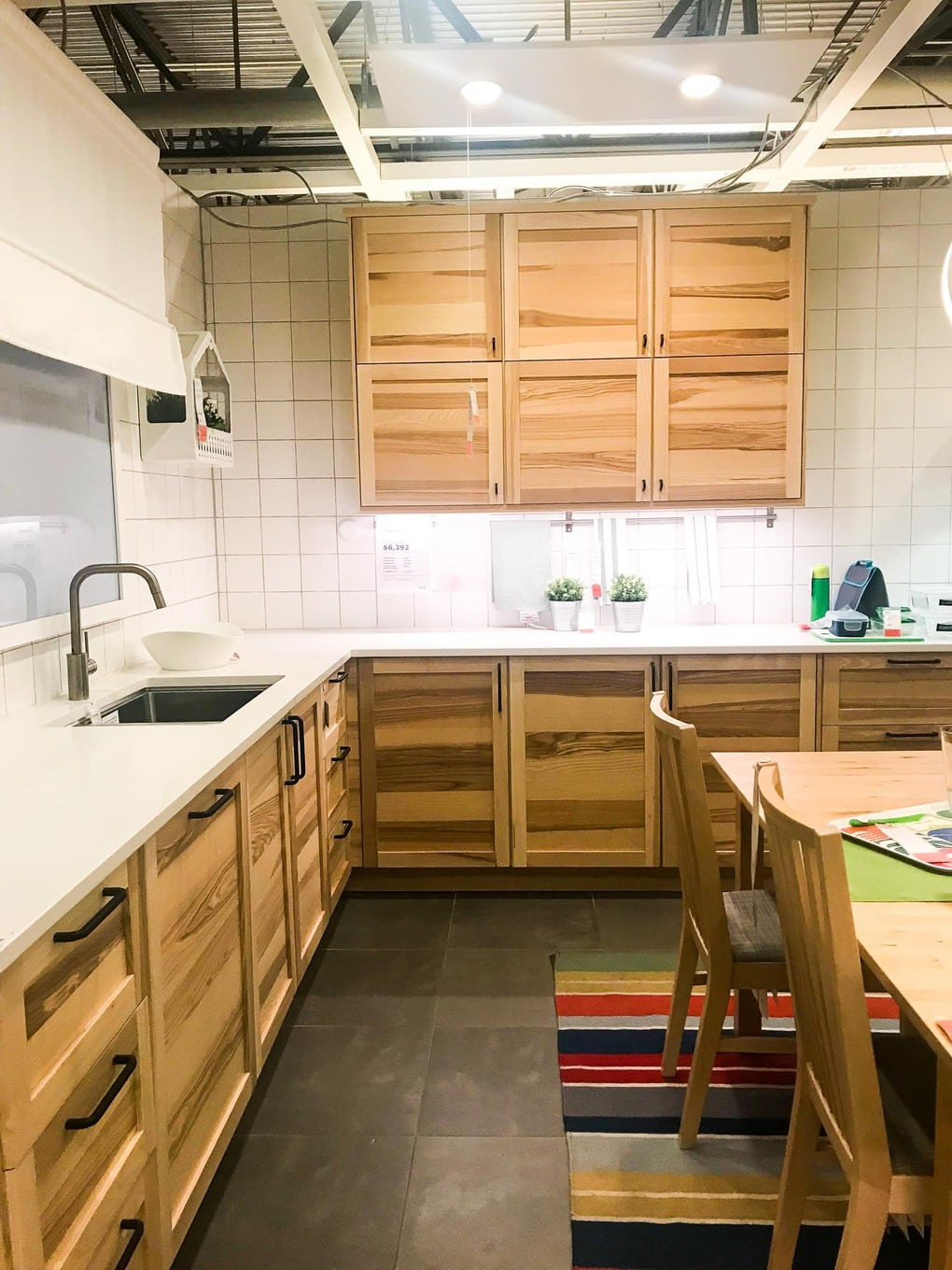 IKEA cabinetry