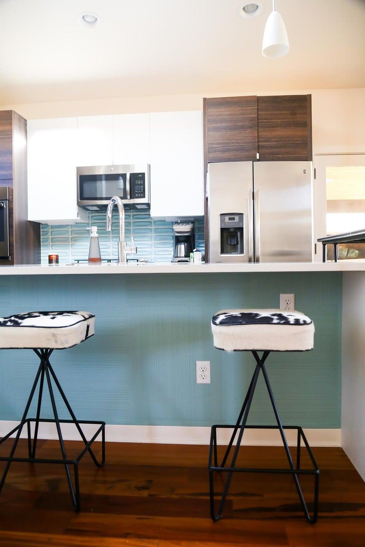 MCM kitchen design