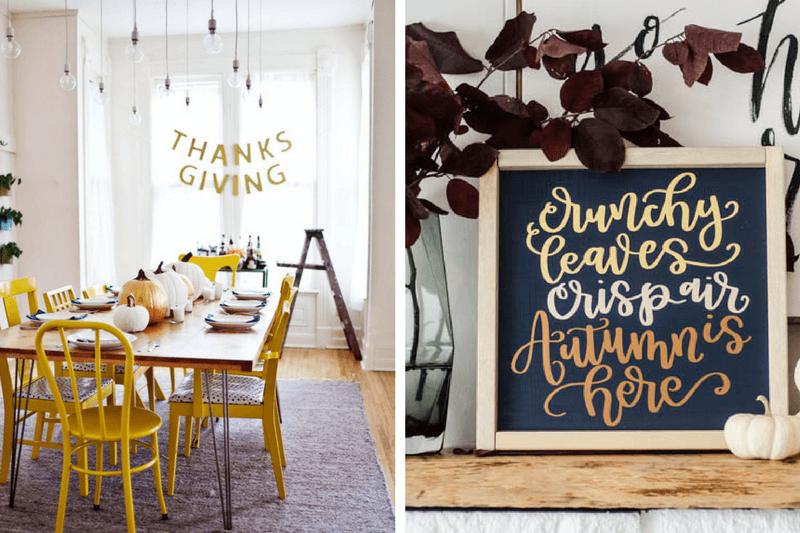 Gorgeous fall decor ideas