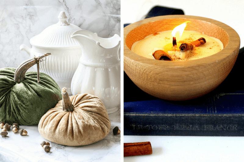 Creative DIY fall decor ideas