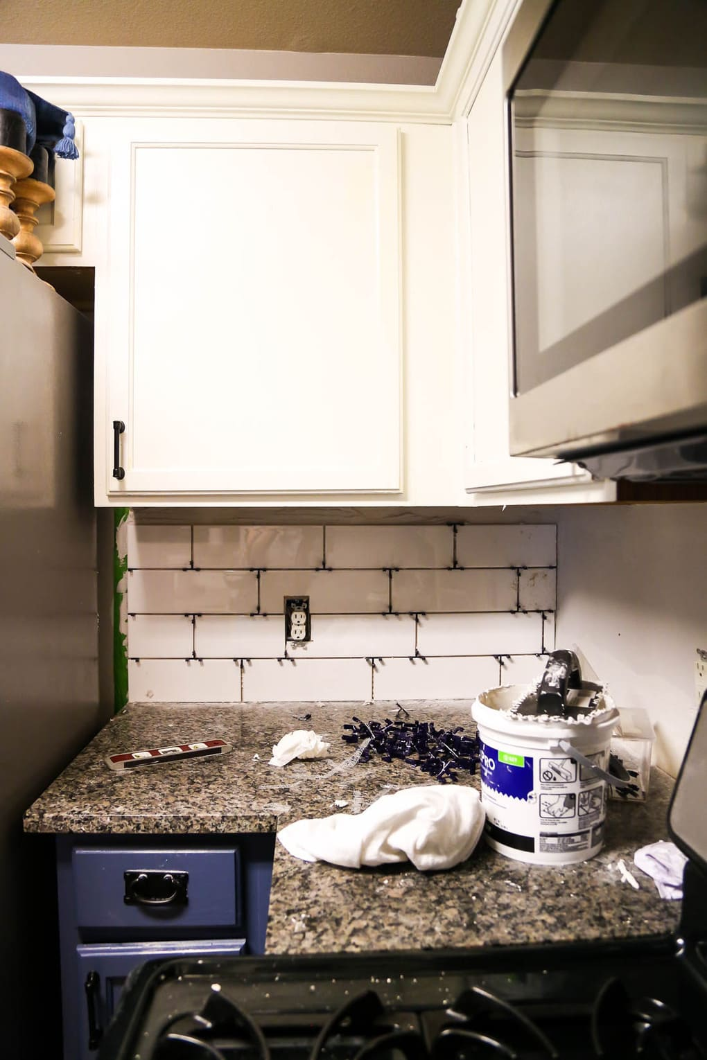 How to Install a Subway Tile Backsplash: Tips & Tricks