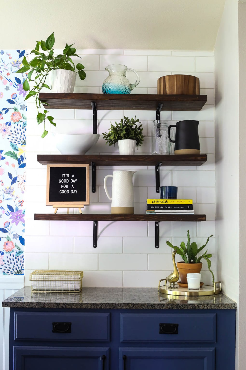 open shelving ideas