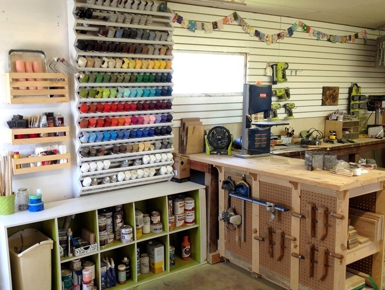 Tool Organization Ideas For Your Garage Love Amp Renovations