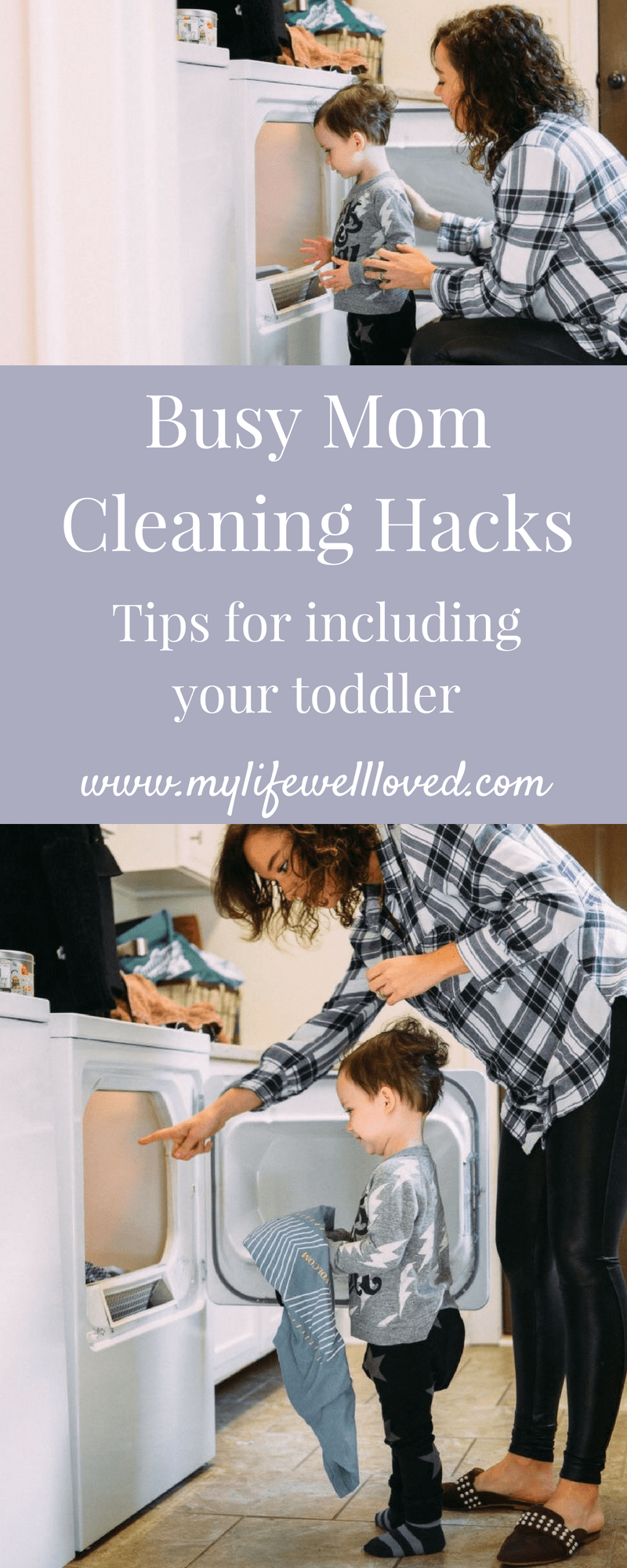 cleaning tips for moms
