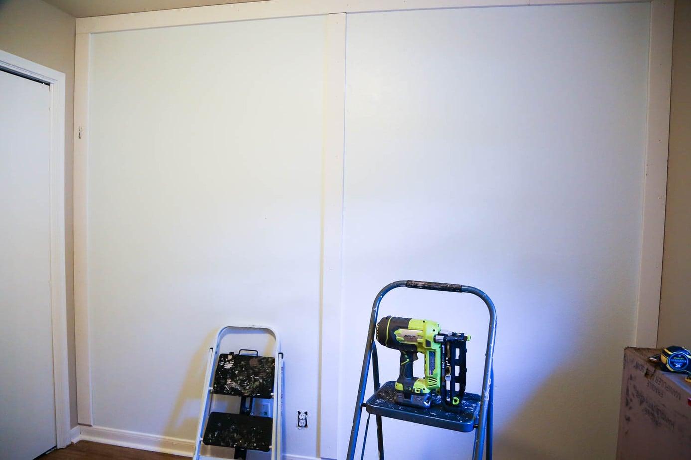 board and batten wall