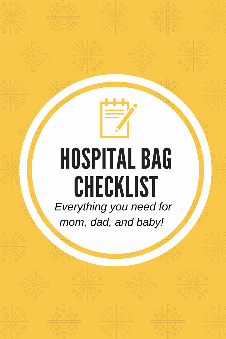 what to pack in your hospital bag