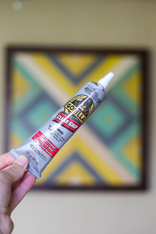 gorilla glue clear grip