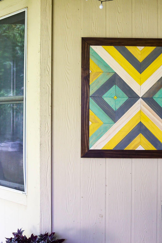 patio wall art