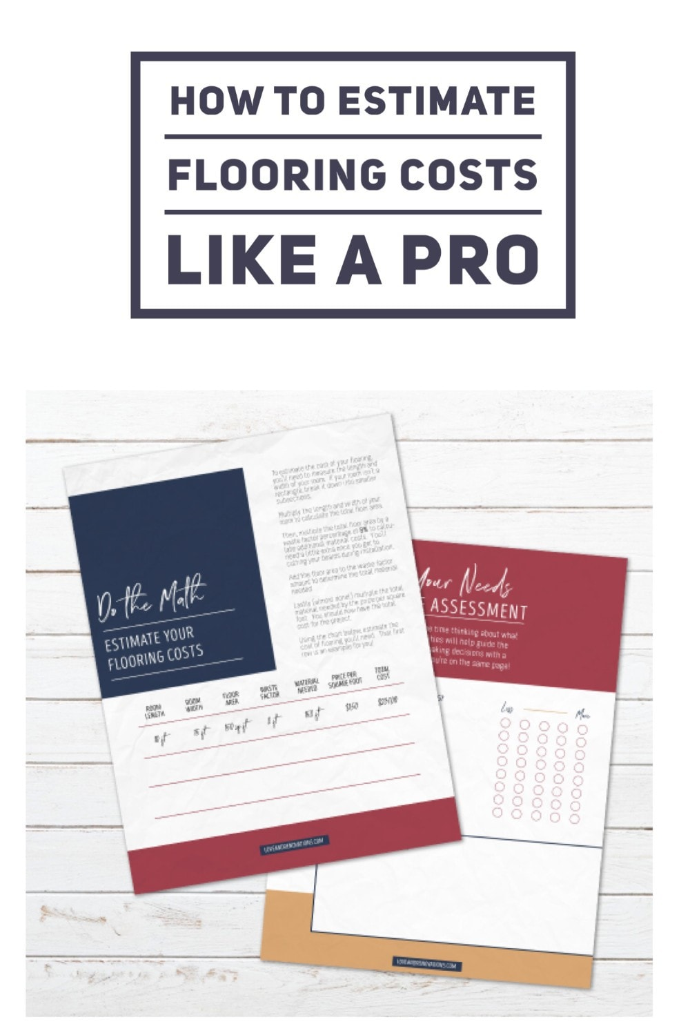estimating flooring costs