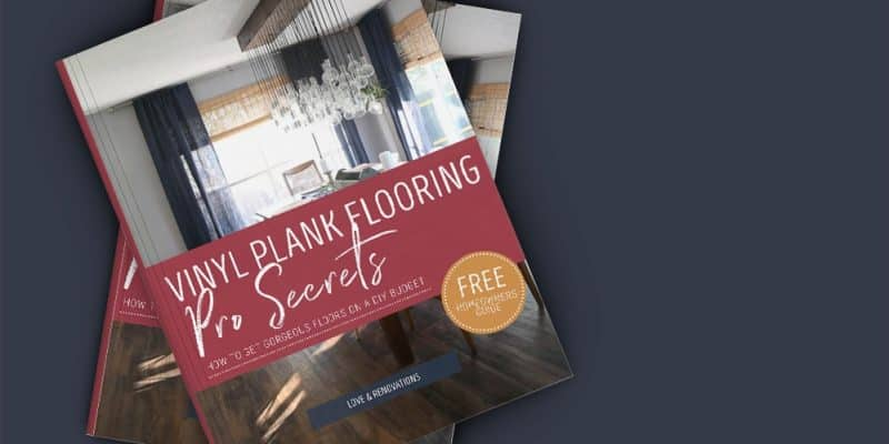planning for new flooring