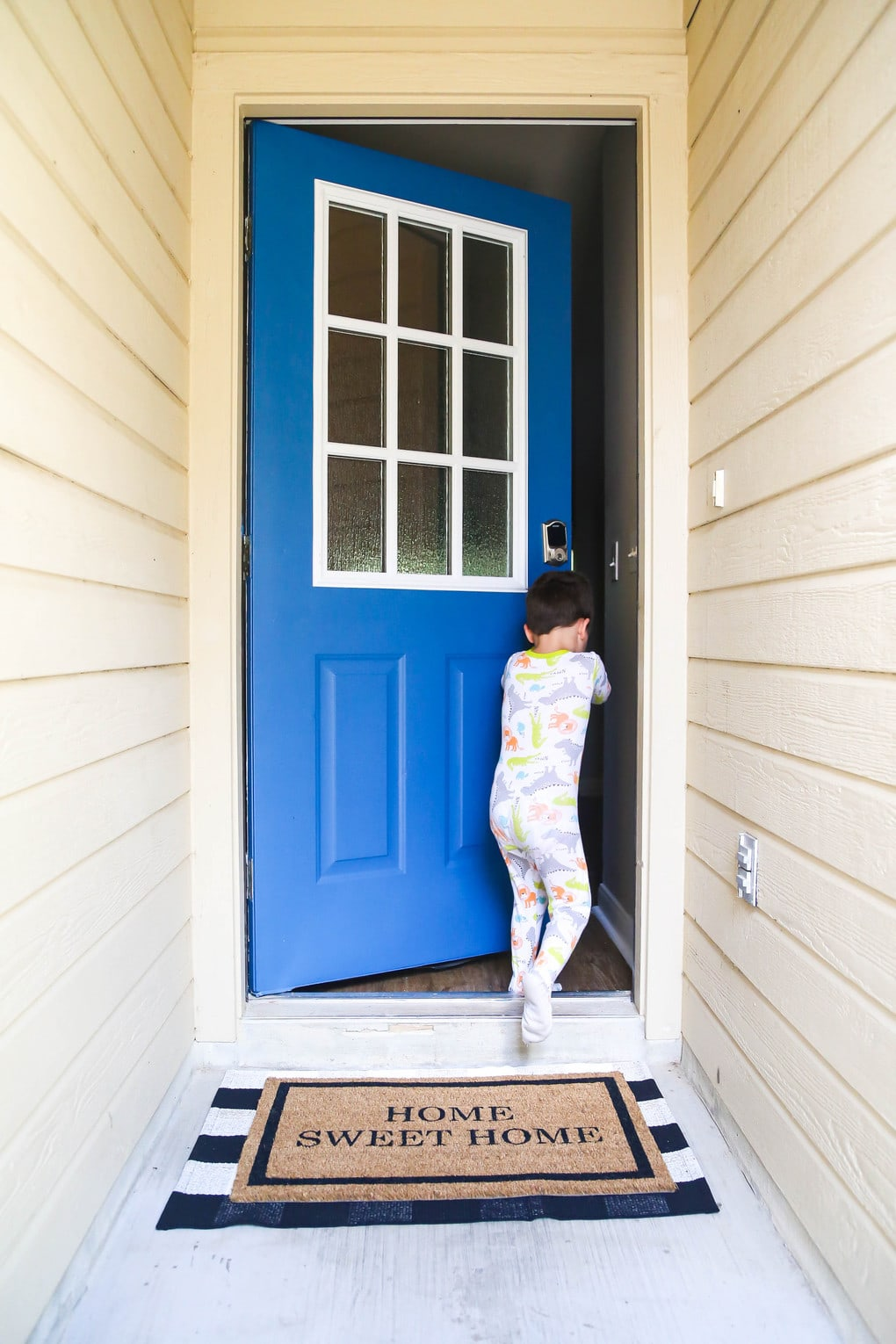 tips for front door makeover