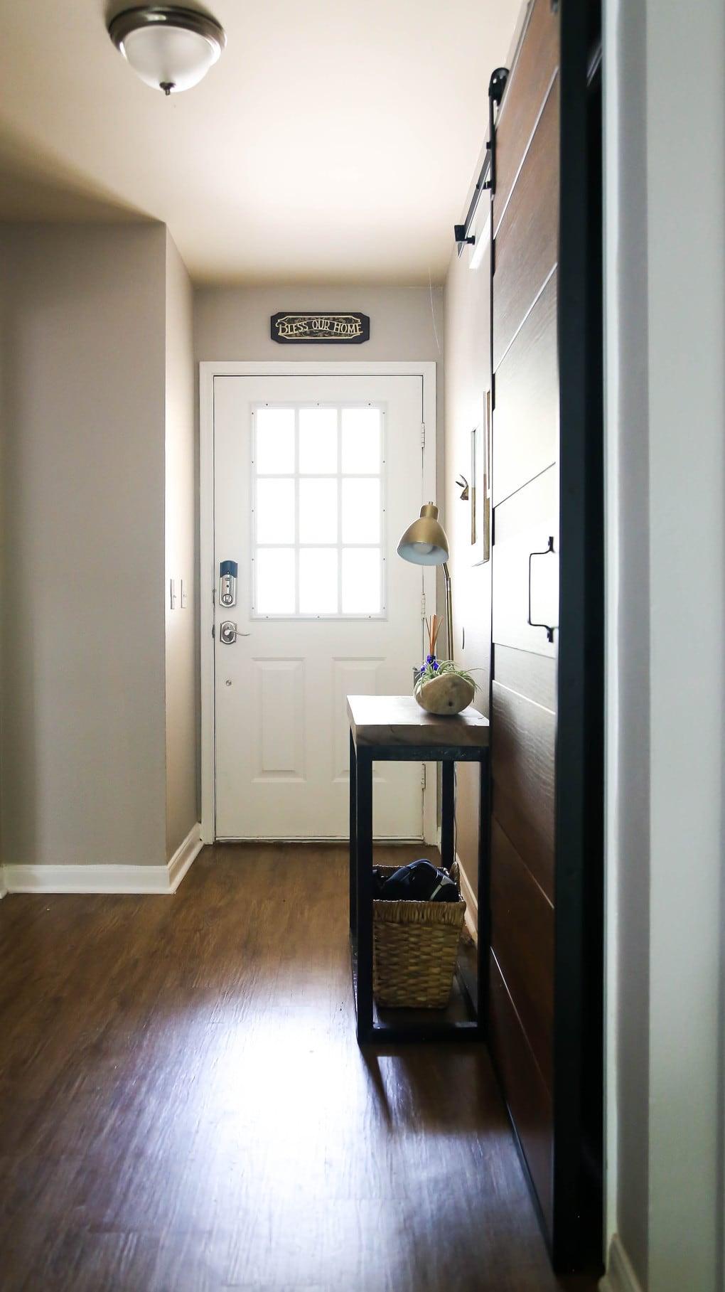 add window to front door