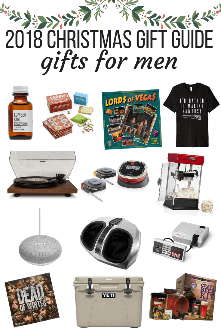 Christmas Gift Ideas For Him.2018 Christmas Gift Guide Gifts For Men Love Renovations